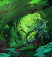 Creature of the Green by gkrit