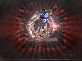 Brandon Jacobs Wallpaper by Kdawg24