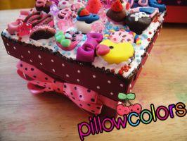 valentines kawaii decoden box by pillowcolors