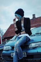 Cosplay: Chloe Price - Life Is Strange by paulinefication
