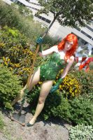 Otakon 2012 Cosplayers - Poison Ivy by LordNobleheart