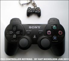 Baby PS3 Controller by Kat-Nicholson