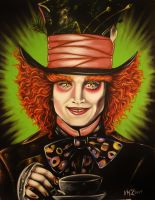 The Mad Hatter by VanZanto
