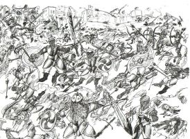 Medieval Battlefield by LooseMinded