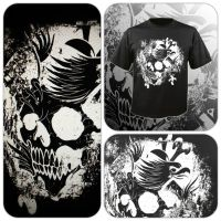 T-shirts available by WillemXSM