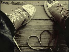 Converse Love by smearedxink