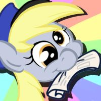 Derpy Mail~ by YKChiropter