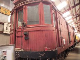 Pacific Electric Tower Car No. 00157 by omega-steam