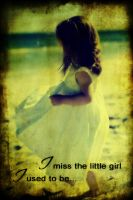 Post Secret - Little Girl by HauntedVisions