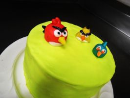 Angry Birds by priscilaisnothere