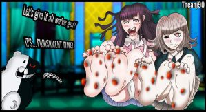 SDR2- Its..Punishment Time?? by Theahj90
