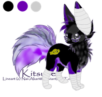 Fox Adopt CLOSED by Inner-Realm-Adopts