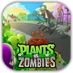 Plants vs Zombies Game Icon by Wolfangraul