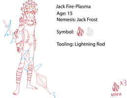 Jack Fire Plasma by MetalJacksonFire