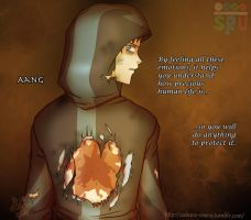 SRU [Aang] - The Awakening by Sakura-Rose12