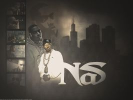 Nas Wallpaper by K1lluminati