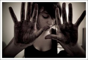 dirty hands by duhitsmia