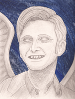 Lord of Weeping Angels by CigfrainSol