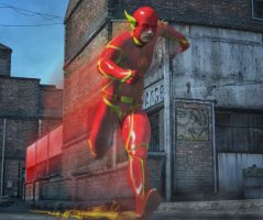 The Flash by hiram67