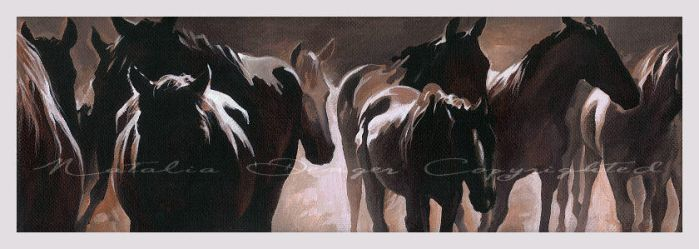 Herd of Horse by Acacia13