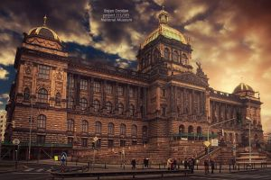 National Museum by Dzodan