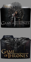 Game of Thrones folder icon by Andreas86