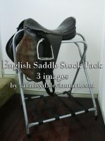English Saddle Stock Pack by SafariSyd