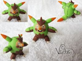 651 Quilladin by VictorCustomizer