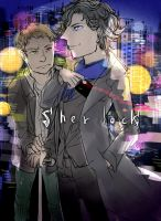 Sherlock and John by Rihori