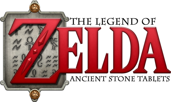 The Legend of Zelda: Ancient Stone Tablets by BLUEamnesiac