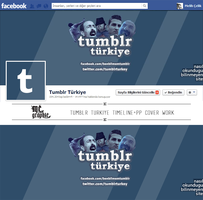 Tumblr Turkiye Timeline Cover + PP by MCGraphic