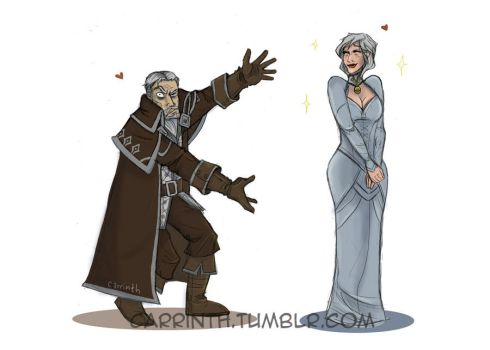 WoW: Gilneas has best queen! by carrinth