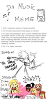 The Music Meme by Lowland-Swagger