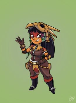 Aviator Character (GWG) by ActionMissiles