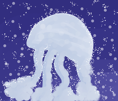 Jellyfish  by LunarButterflies