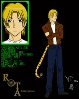 Bryce Rota Profile from Subsapien by LadyElasa