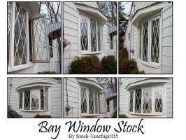 Bay Window stock package by Stock-Tenchigirl15