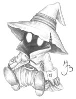Vivi Fan Art by Gluco