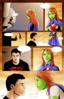 Miss Martian SuperBoy - 03 by Drakyx