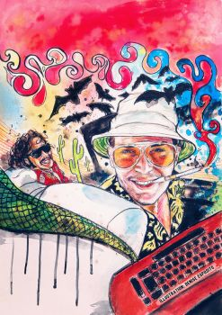 Fear and Loathing in Las Vegas by DeniseEsposito