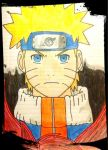 Naruto (Colored!!!) by Kiwi2005