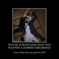 Sankarea: Zombie Girlfriend...now what? by gamera68