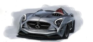 Mercedes Benz Fangio 2 by FCD94