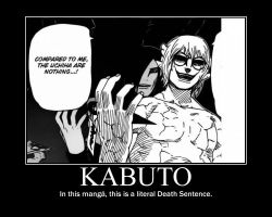 Motivation - Kabuto by Songue