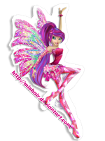 Commission Fairy Sirenix CGI 3D by MishAir