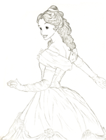 Belle Gown by snow-white-kt