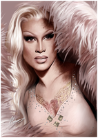 Miss Fame by ChrissieY