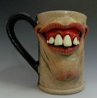 The Big Smile Mug- for sale on Etsy by thebigduluth