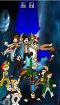11 doctors epicness finished by who-fan96