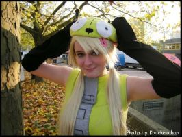 GIR - Animaco 2008 part 2 by Knorke-chan